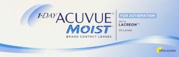 1-Day Acuvue Moist für Astigmatism