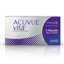 Acuvue Kontaktlinsen Vita Monatslinsen