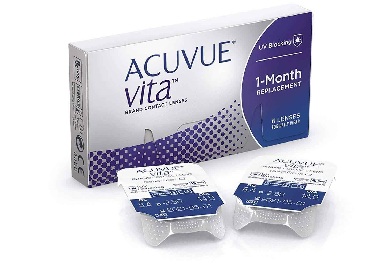 Acuvue Kontaktlinsen Vita Preisvergleich