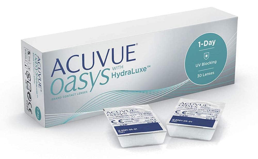 Acuvue Oasys 1-Day Kontaktlinsen Preisvergleich