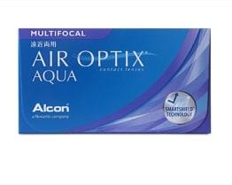 Air Optix Aqua Multifocal Monatslinsen