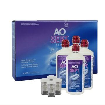 Aosept Plus Kontaktlinsen Pflegemittel